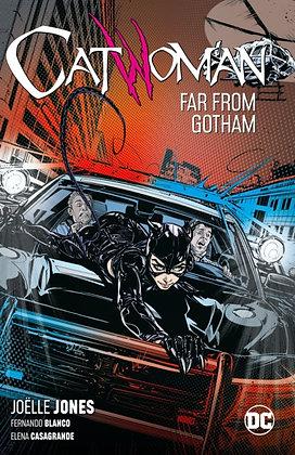 Catwoman (Rebirth) Vol 2 Far From Gotham