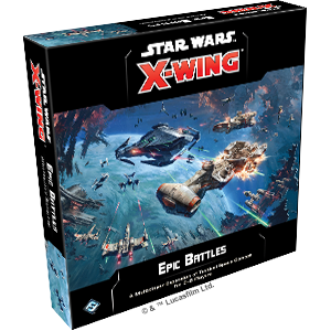 Star Wars X wing Epic Battles Multiplayer Expansion