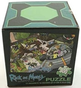 Rick and Morty 300pc Jigsaw Puzzle