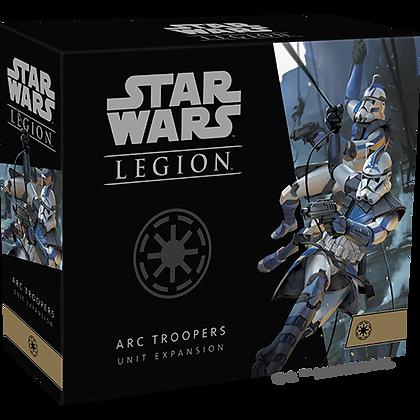 Star Wars Legion - Galactic Republic -  ARC Troopers Unit Expansion