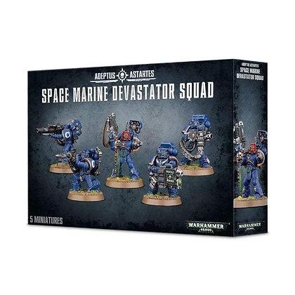 Space Marines - Devastator Squad