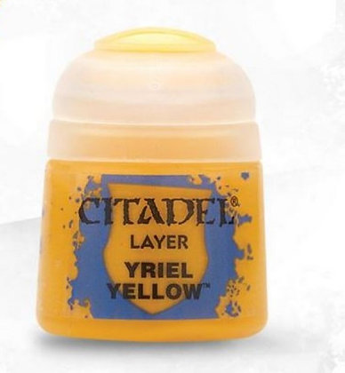Layer - Yriel Yellow 12ml