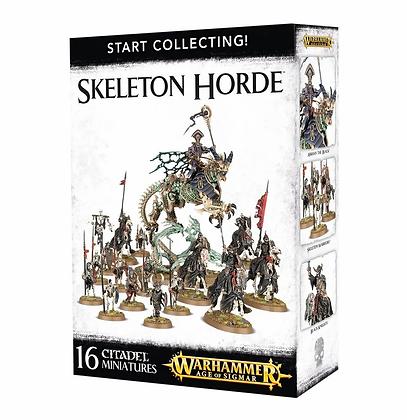 Age of Sigmar - Start Collecting - Skeleton Horde