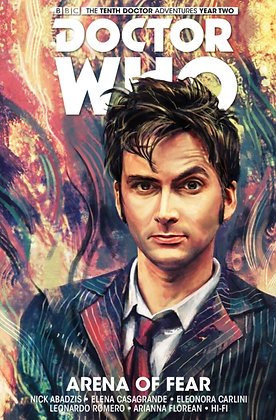 Doctor Who 10th Doctor Vol 5 - Arena of Fear