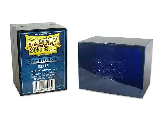 Deck Box Dragon Shield - StrongBox  Blue