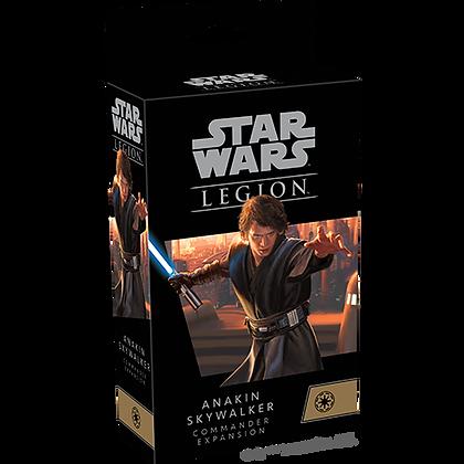 Star Wars Legion - Galactic Republic - Anakin Skywalker Commander Expansion