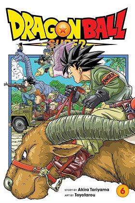Dragon Ball Super Vol. 06