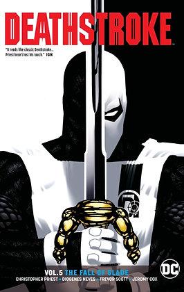 Deathstroke (Rebirth) Vol 5 - The Fall of Slade