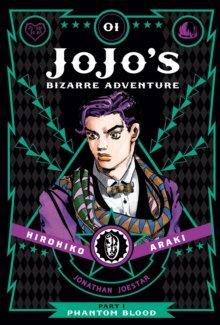 JoJo's Bizarre Adventure: Part 1 Phantom Blood, Vol. 1