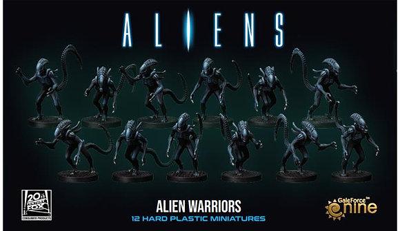 Aliens : Alien Warriors