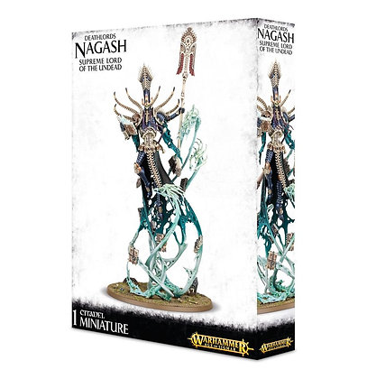 Deathlords - Nagash, Supreme Lord of the Undead
