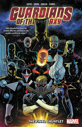 Guardians Of The Galaxy (2019) Vol 1 - The Final Gauntlet