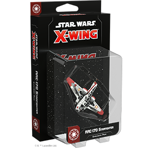 Star Wars X wing Galactic Republic - ARC-170 Starfighter Expansion Pack