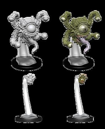 Gazer and Spectator - D&D Nolzurs Marvelous Miniatures