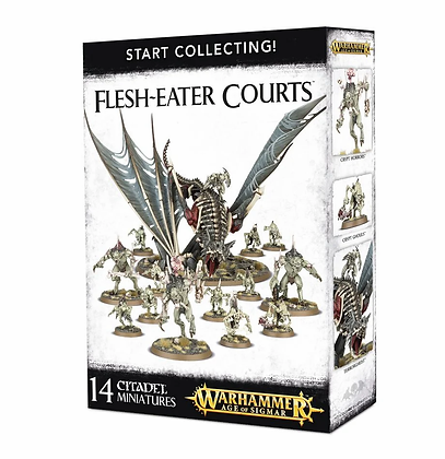 Age of Sigmar - Start Collecting - Flesh Eater Courts