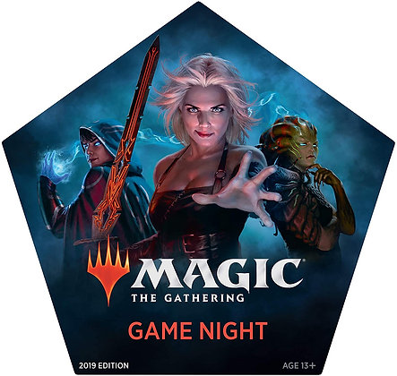 Magic the Gathering Game Night Boxed Game