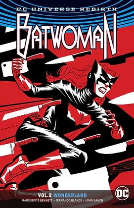 Batwoman (Rebirth) Vol 2 Wonderland