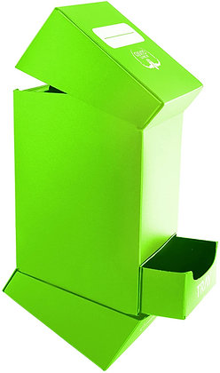 Deck Box Ultimate Guard - Deck 'n' Tray Case 100 Green