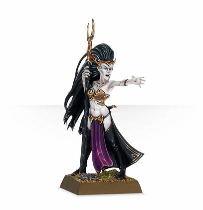 Age of Sigmar - Dark Elf Supreme Sorceress