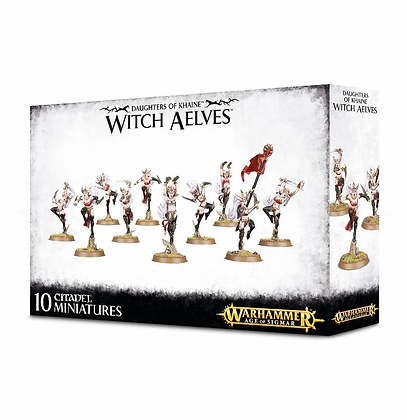 Age of Sigmar - Daughters of Khaine - Witch Aelves