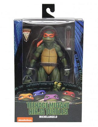 Teenage Mutant Ninja Turtles - 1990 Movie Figure - Michelangelo