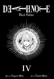 Death Note Black Edition, Vol 4