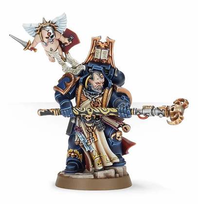 Space Marines Librarian