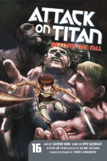 Attack On Titan - Before the Fall Vol 16