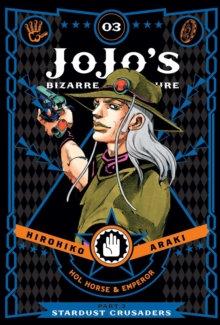 JoJo's Bizarre Adventure: Part 3 Stardust Crusaders, Vol. 03