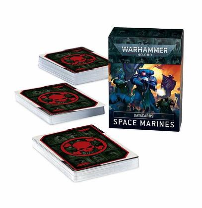 Datacards - Space Marines