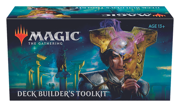 Magic the Gathering Theros Beyond Death Deck Builder's Toolkit