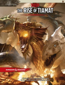 Books - Dungeons & Dragons The Rise of Tiamat