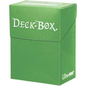 Deck Box Ultra Pro - Green (Light)