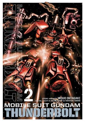 Mobile Suit Gundam Thunderbolt Vol 02