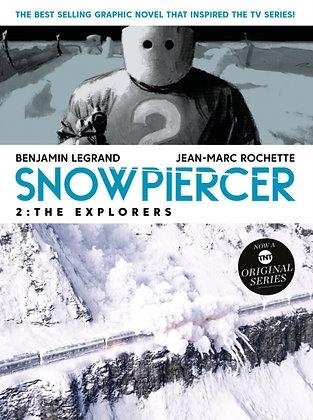 Snowpiercer 2 - The Explorers