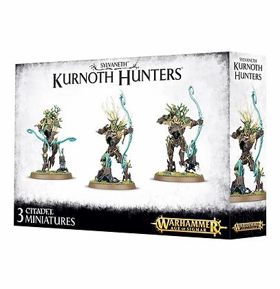 Age of Sigmar - Sylvaneth - Kurnoth Hunters