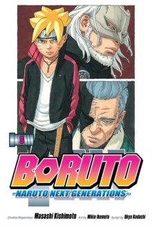 Boruto : Naruto Next Generations Vol 6