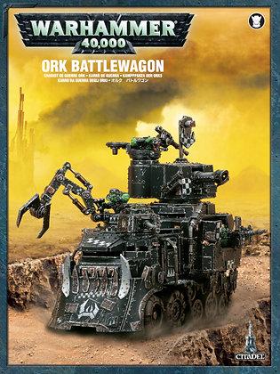 Orks - Ork Battlewagon