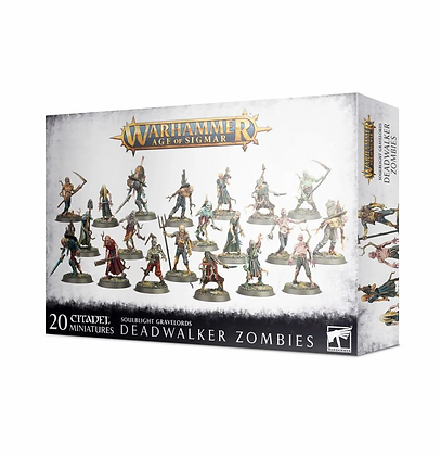 Soulblight Gravelords - Deadwalker Zombies