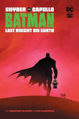 Batman Last Knight on Earth