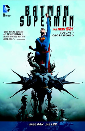 Batman / Superman (New 52) Vol 1 Cross World