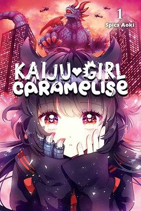 Kaiju Girl Caramelise Vol 01