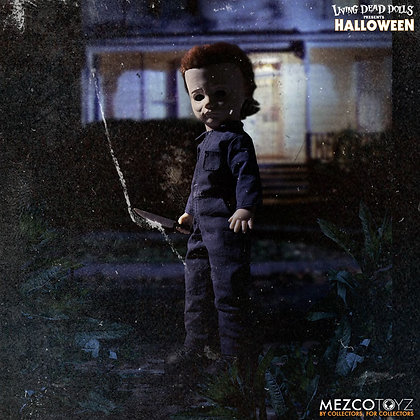 Living Dead Dolls - Halloween - Michael Myers