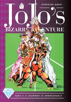 JoJo's Bizarre Adventure: Part 4 Diamond Is Unbreakable, Vol. 07