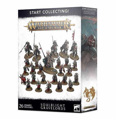 Start Collecting - Soulblight Gravelords