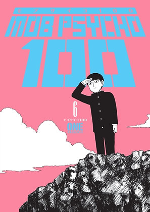 Mob Psycho 100 Volume 6