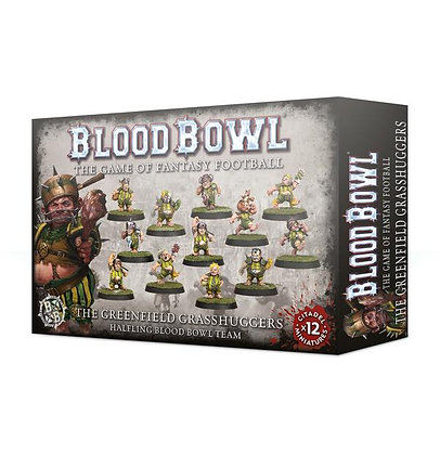 Blood Bowl Team - Halfling Greenfield Grasshuggers