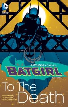 Batgirl Vol 2 To The Death