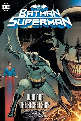 Batman Superman Vol 01 Who Are The Secret Six?