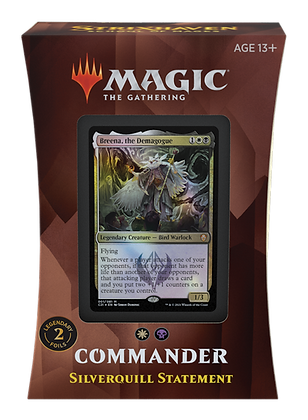 Magic the Gathering Strixhaven Commander Decks
